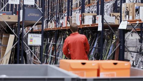 Mecalux als Anbieter globaler E-Commerce-Lösungen