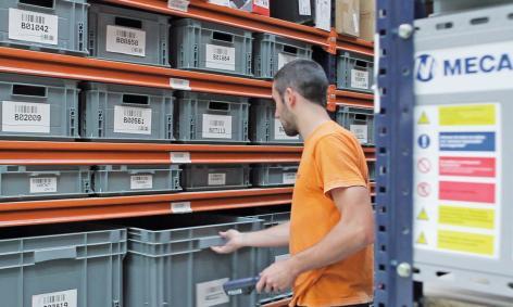 Erfolg im Online-Handel mithilfe der E-Commerce-Lösungen von Mecalux