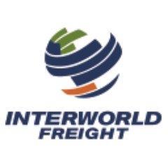 Das Lager des Logistikunternehmens Interworld Freight in den USA