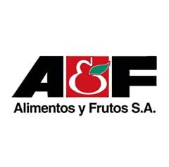 Erdbebensichere Einfahrregalanlagen von Mecalux werden vom Alifrut, einem Hersteller von tiefgefrorenen Früchten und Gemüse, im Lager in Quilicura (Santiago de Chile), eingesetzt
