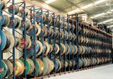 In Trommelregalen können Trommeln mit verschiedenen Größen und unterschiedlichem Gewicht gelagert werden.