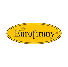 Kommissionierregale mit Laufgängen und Kragarmregale sorgen für eine optimale Organisation der Textilprodukte beim polnischen Hersteller Eurofirany