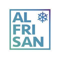 Das fortschrittliche Logistikzentrum von Alfrisan mit sechs Tiefkühllagern