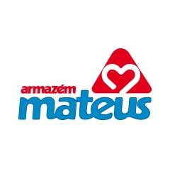 Hohe Lagerkapazität im Vertriebszentrum von Armazém Mateus in Brasilien