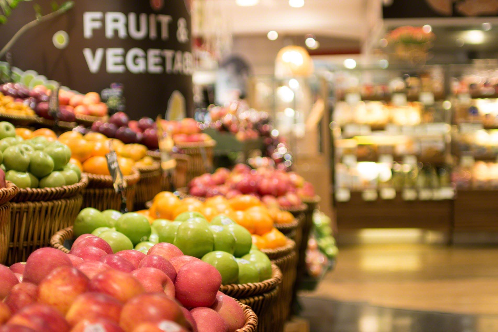 Software für die Lebensmittel- und Getränkeindustrie