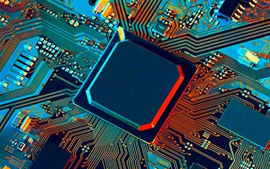 Hightech- und Elektronikindustrie