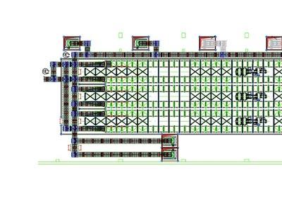 Mecalux automatisiert das Lager von Schaeffler Iberia mit einem Miniload-Lager