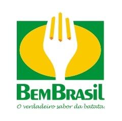 Ein intelligentes Lager für Bem Brasil, Hersteller von Tiefkühl-Pommes-Frites