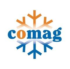 Das Tiefkühllager von Comag mit effizientem Betrieb