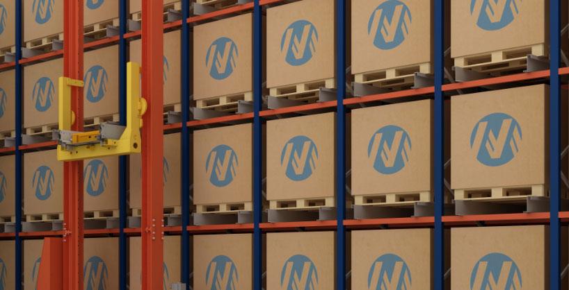 Ribeiros automatisiert seinen Logistikprozess mit dem Pallet-Shuttle-System