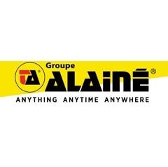 Das Lager des Logistikunternehmens Groupe Alainé in Frankreich