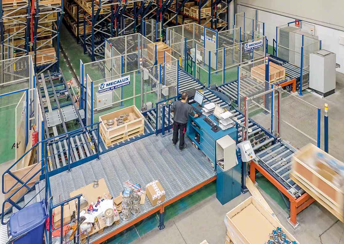 Der LVS-Anbieter muss Erfahrung mit der Integration von Systemen im Lager haben.