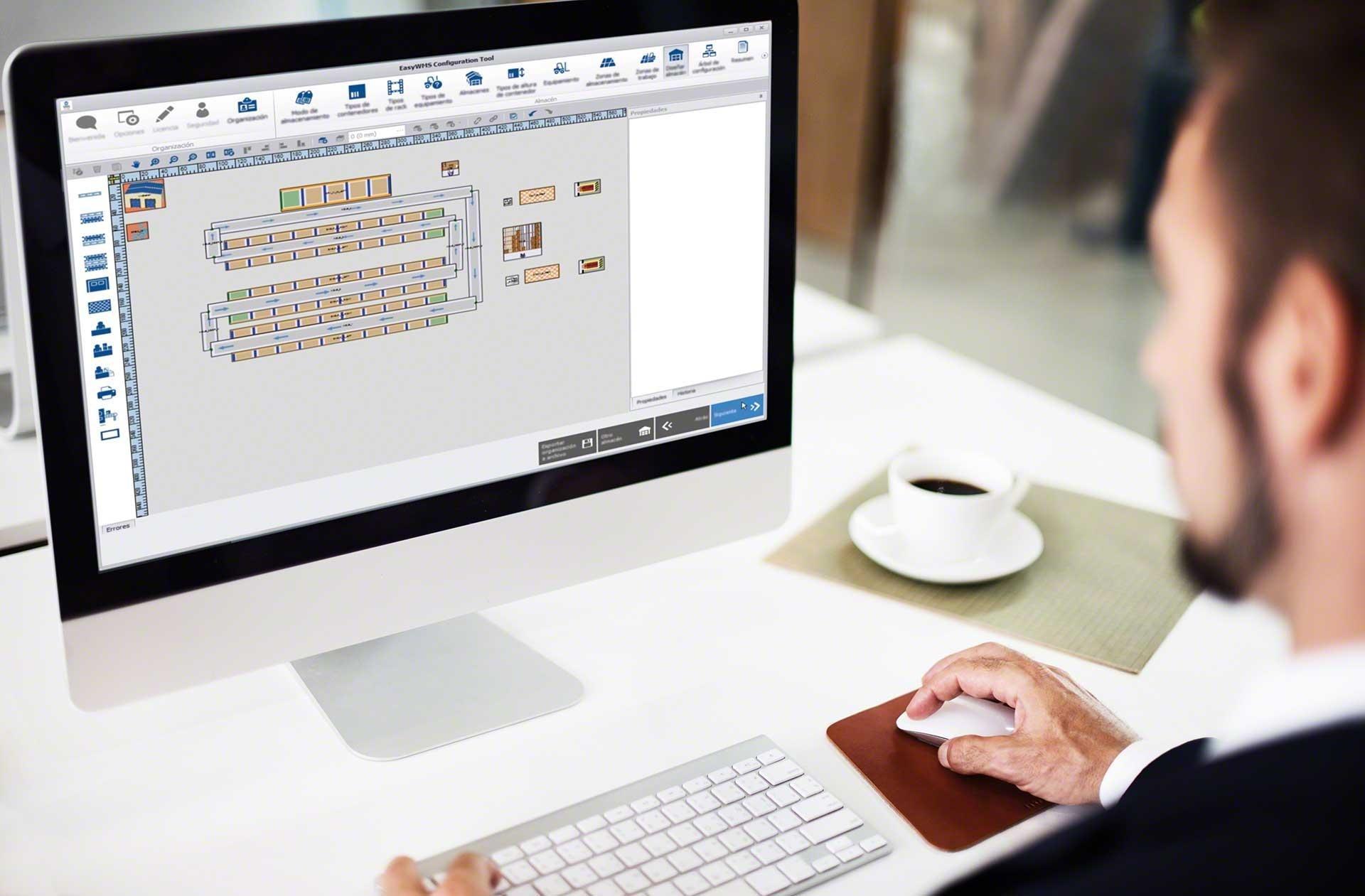 Neues F&E-Zentrum für Softwarelösungen von Mecalux in Salamanca (Spanien)