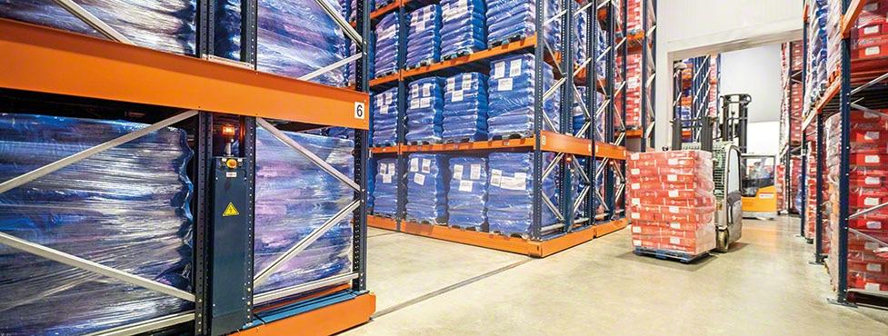 Olot Meats Group: Lagerkapazität und Energieersparnis in zwei Tiefkühllagern