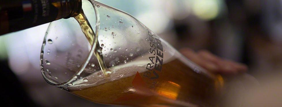 Intelligente Verwaltung des Craft Beers von Brasserie de Vézelay in Frankreich