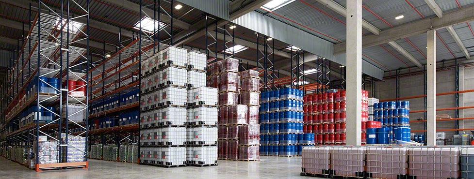 Transports Fuchs erweitert sein Vertriebszentrum in Erstein (Frankreich)