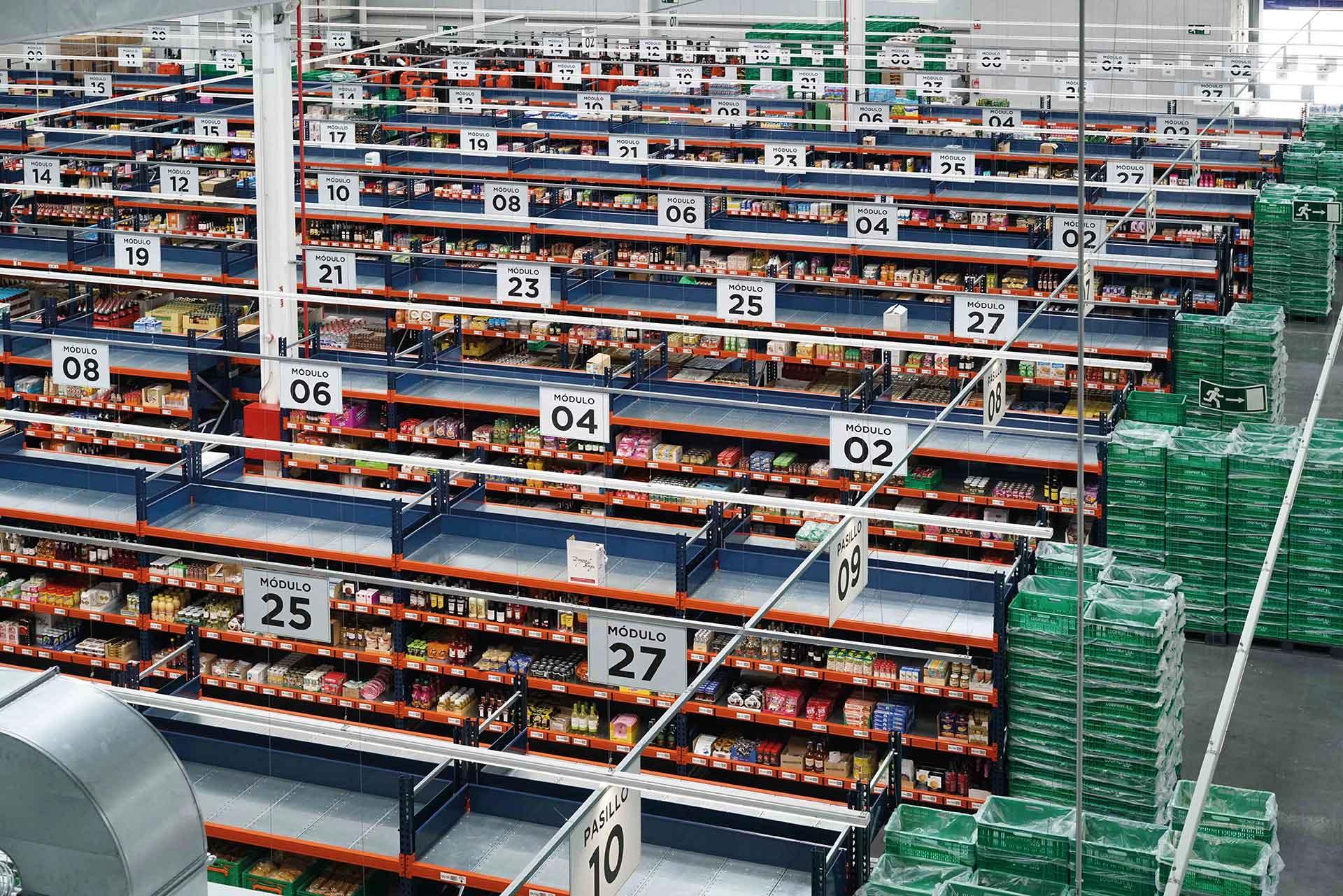 Unternehmen wie Carrefour, Amazon oder Mercadona nutzen diesen logistischen Trend bereits