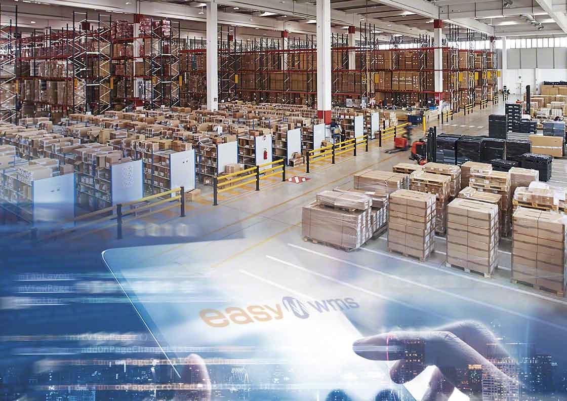 Die verschiedenen Elemente, die im Logistikzentrum von Luís Simões betrieben werden, wurden zuvor so konzipiert, dass die Produktivität der Anlage maximiert wird