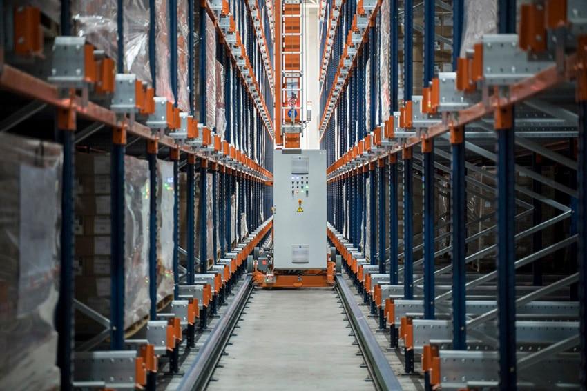 Automatische Verwaltung von 1,5 Millionen Papiertüten pro Tag
