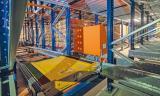 Cistér: Erweiterung des automatisierten Lagers für Hülsenfrüchtekonserven