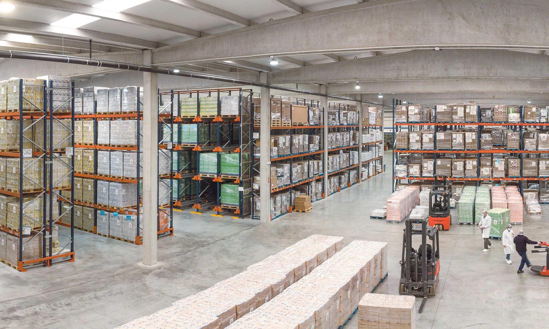 Costa Concentrados Levantinos: Technologie erfrischt die Lieferkette