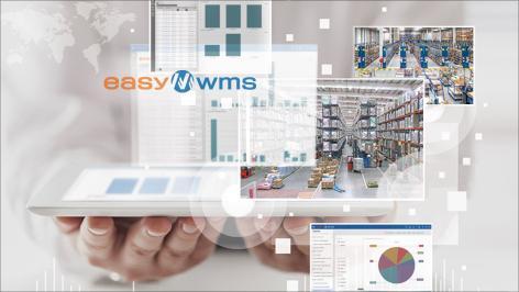 Easy WMS - Die Logistiksoftware von Lagerexperten entwickelt