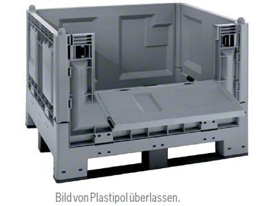 Lagerbehälter: Bild von Plastipol überlassen.