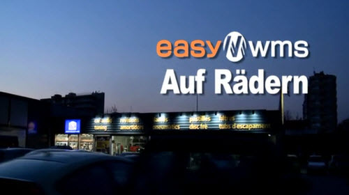Easy WMS software Fallbeispie: Autoequip
